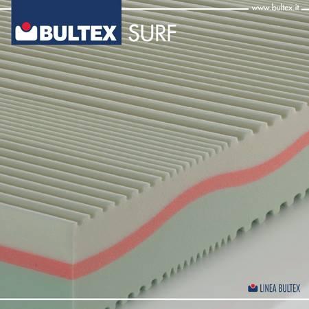 Bultex Materassi In Lattice.Materasso Surf Di Bultexriposo Benessere